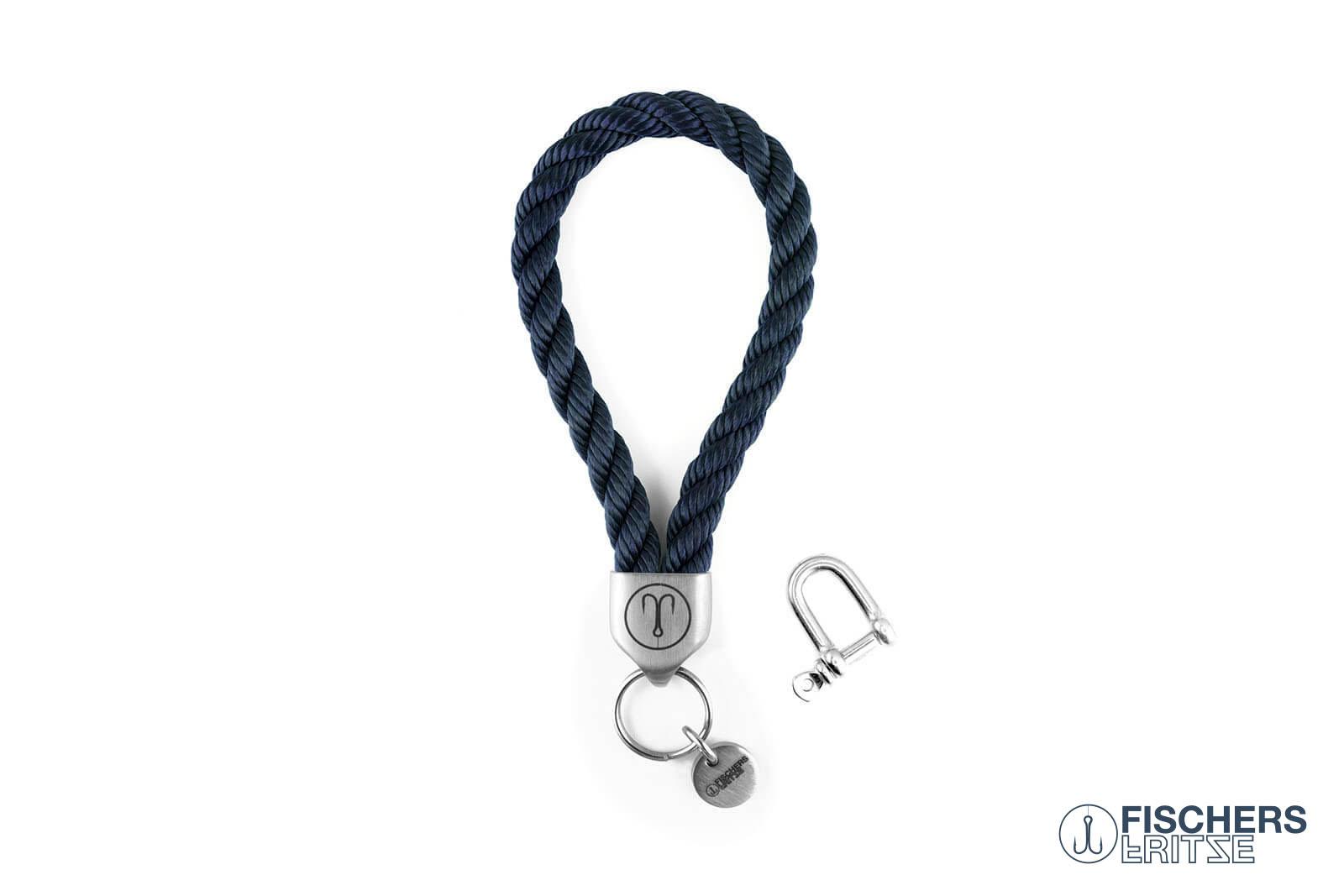 armband-fischers-fritze-dickerhering-marineblau-gedreht-segeltau-schaekel